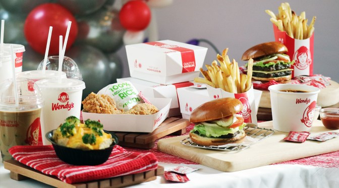 WENDY'S – Gandaria City | A Brand New Level of Dining Experience