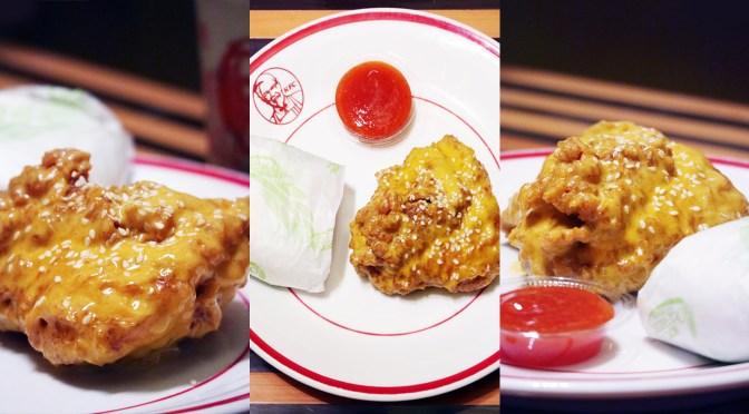 [NEW MENU] KFC HOT AND CHEESY CHICKEN