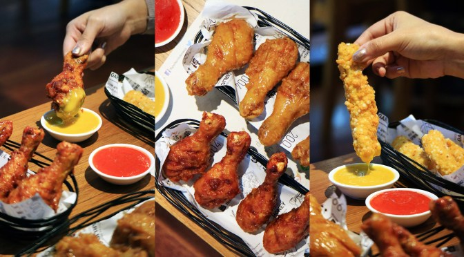 KYOCHON – Pacific Place Mall
