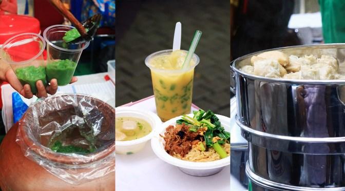 JAKARTA HALAL FOOD FESTIVAL 2016 – Blok M Square