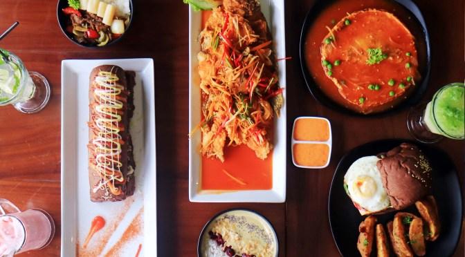 Mama De Cuisine Cafe Dining Kalimalang Food In Love