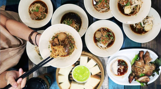 BOAT NOODLE INDONESIA – Gandaria City