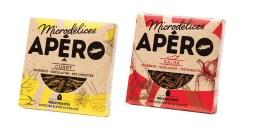 Micronutris Apero Curry und Salsa