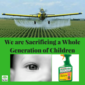 Action Needed Now: Tell EPA to Ban Cancer-Linked Glyphosate
