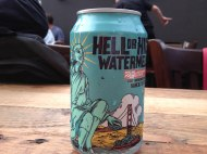 Hell or High. 21st amendment brewery watermelon wheat.