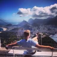 Foodish Boy in Rio