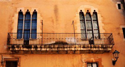 Moorish influences in the historic center