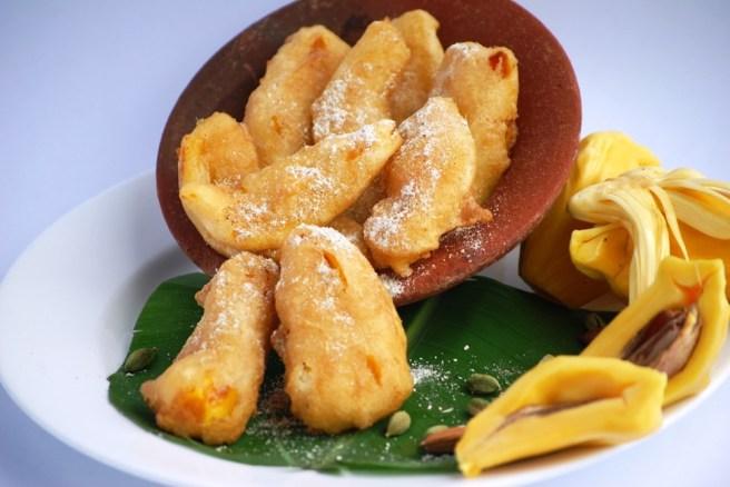 Jackfruit Puri
