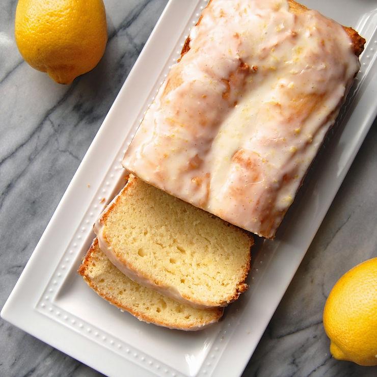 Pain au Citron Glacé