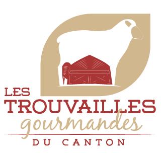 Logo - Trouvailles Gourmandes du Canton