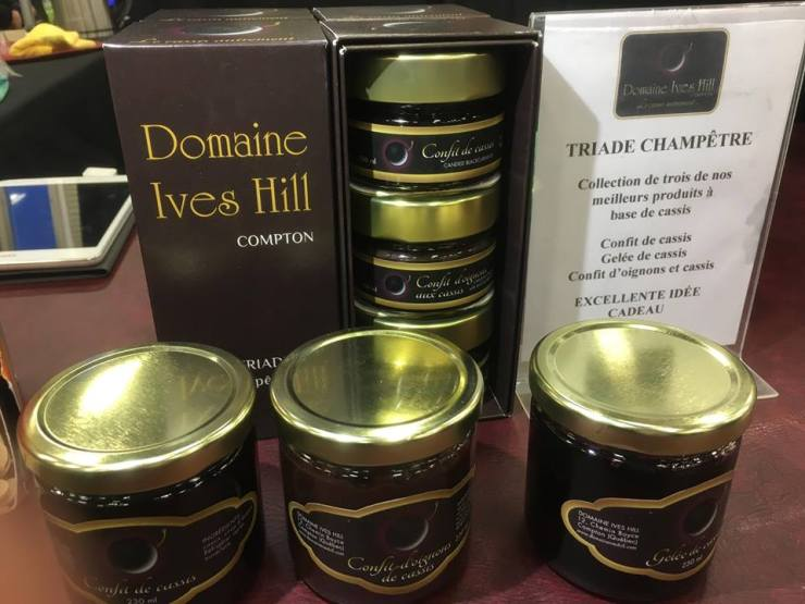 Triade Champetre du Domaine Ives Hill