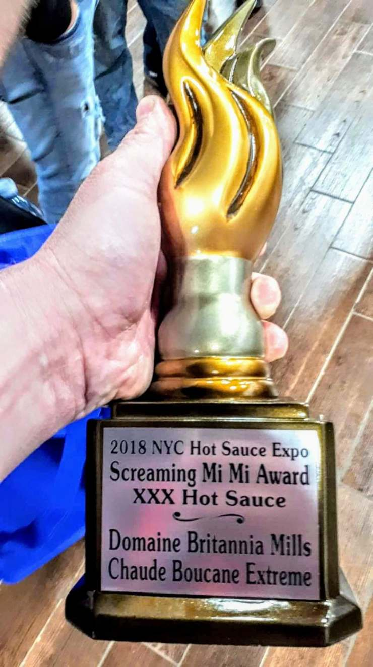 DBH - Screaming Mi Mi Award 2018