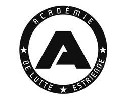Logo de l'Académie de Lutte Estrienne