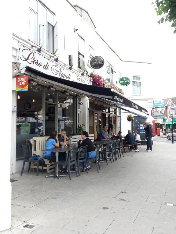 Loro Di Napoli Ealing London Reviews Photos Address