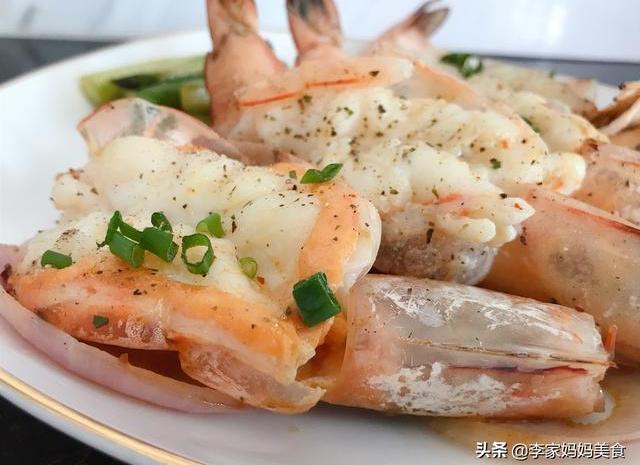 海边人教你5种虾的做法,没腥味鲜香味十足