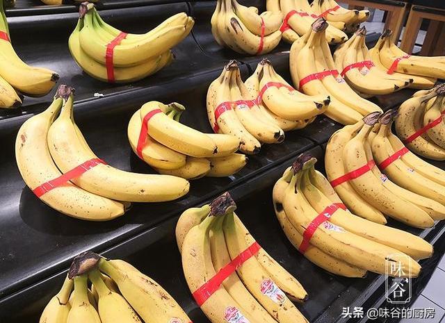 买香蕉时用这3个方法挑选,水果贩以为你是内行