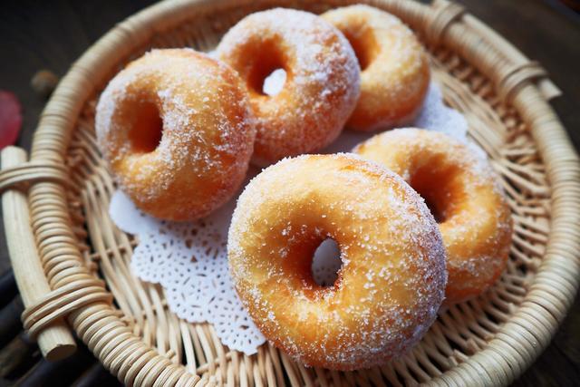 甜甜圈的做法配方,超级好吃的甜甜圈