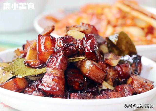 红烧肉只需2招软嫩肉不柴