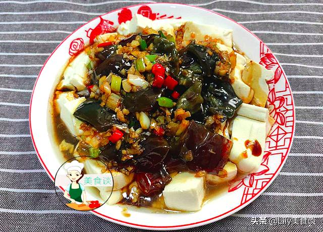 豆腐跟它是绝配,拌一拌鲜美到流口水