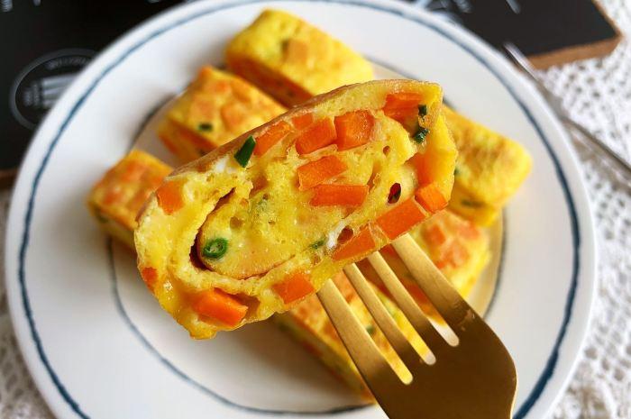 早餐学会这样做,5分钟就上桌營養美味