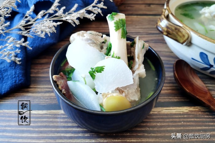 秋后多喝这道汤,汤白味鲜好喝温暖身子骨