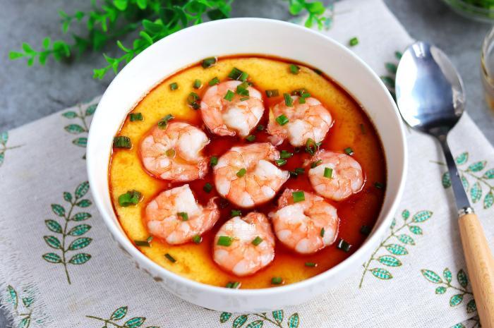 吃肉不如吃这碗鸡蛋羹,鲜嫩爽滑又营养美味