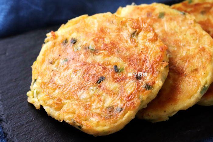 只需10分鐘,就能做出一頓香噴噴的早餐餅