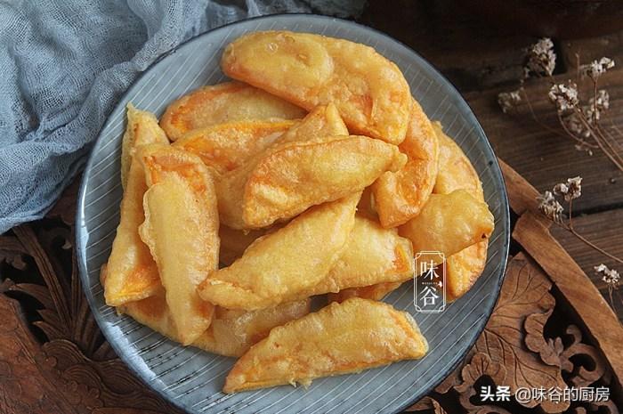 紅薯別再烤著吃了,這樣做成零食金黃酥脆又好吃