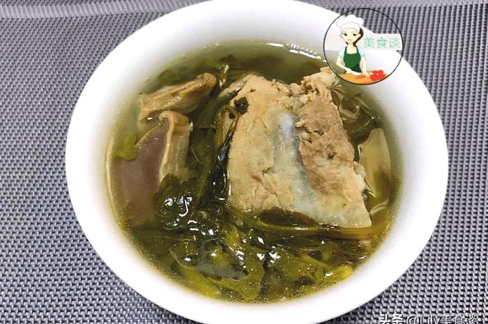 秋天要多喝湯,這蔬菜煲湯清香又營養