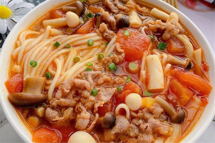 簡單又好吃的六種麵條做法,一周七天不重樣