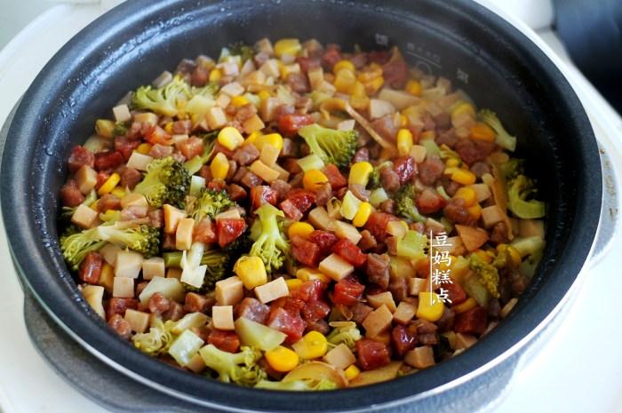 懶得做飯,就這樣燜一鍋好了