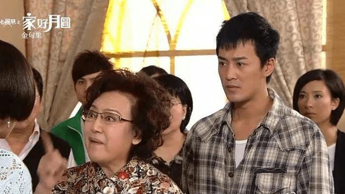 林峯悼念李香琴亲切喊奶奶,在溏心风暴2饰演对方最爱的孙子