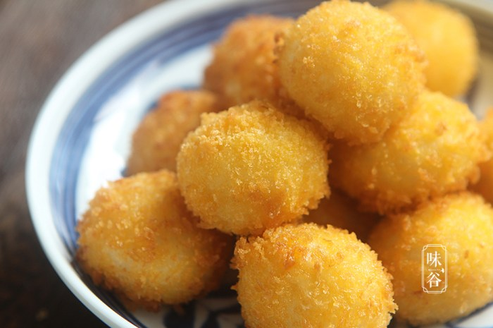 元宵節試試炸湯圓,外脆裡糯喜慶又好吃