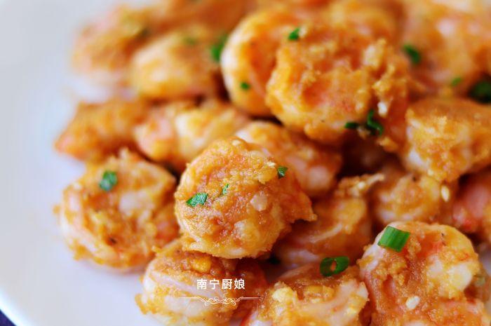 教你沒吃過的蝦仁新做法,一次做一大盤不夠吃