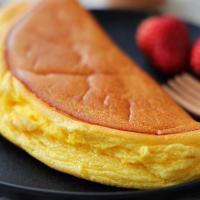 只要3個雞蛋,就能做出美味的早餐入口即化!