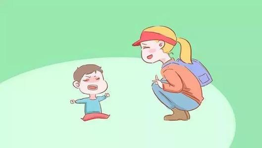 当孩子用哭闹要挟你时,你这个行为对孩子是一种伤害