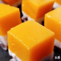 南瓜不要炒着吃了,教你夏天最好吃的做法,冰凉爽滑