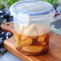 从入伏到出伏要常吃生姜,教你1个简单做法,清脆无渣最开胃