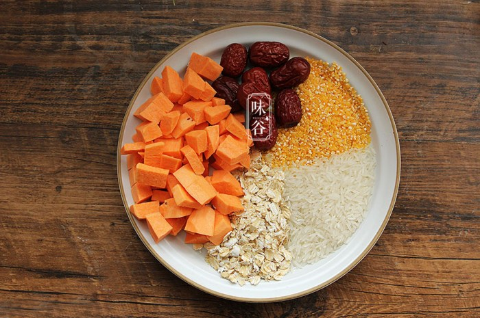 早餐别只喝豆浆,分享6款米糊做法营养去燥