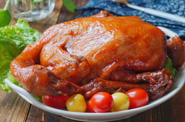 电饭煲版的叉烧鸡,鲜嫩可口又解馋,做法太简单了