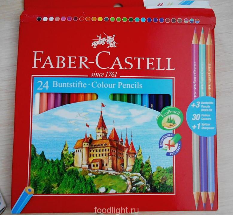 Карандаши Faber-Castell