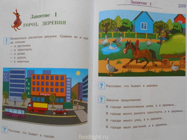 Ломоносовская школа. Годовой курс развивающих занятий. Для 4-5 лет