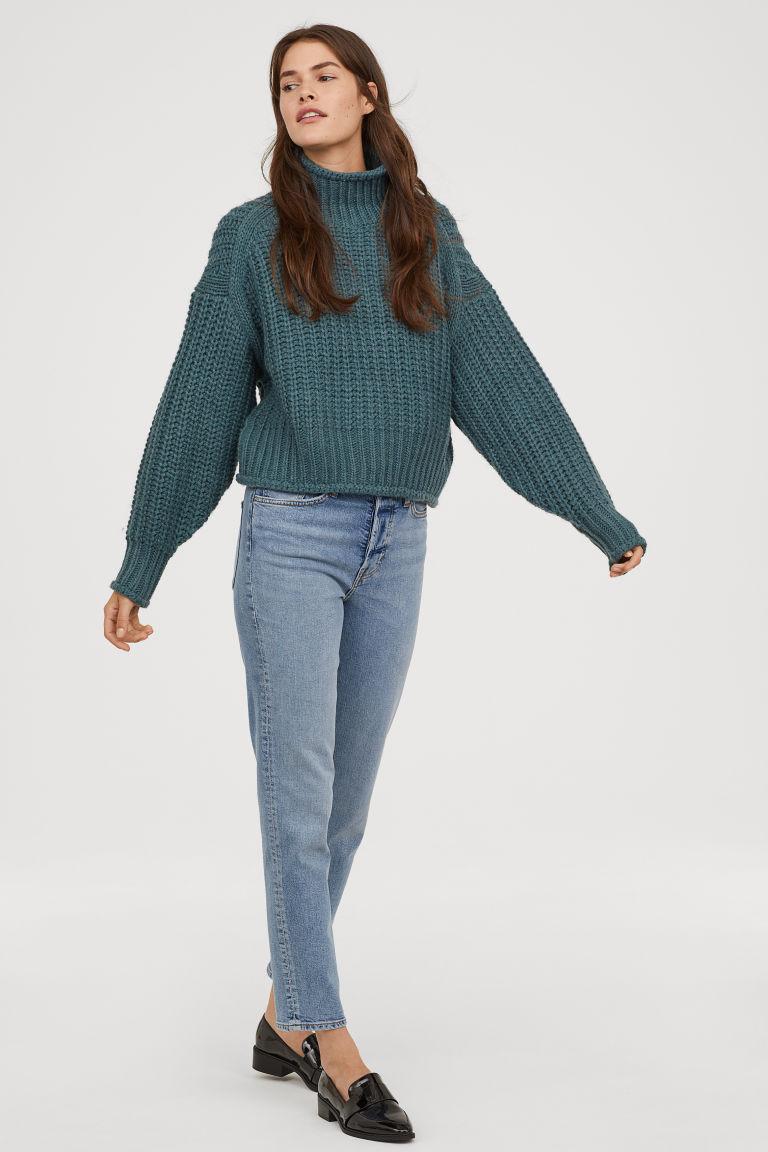 HM свитера, осень 2018