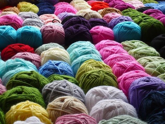 пряжа yarn