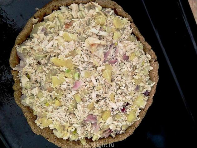пирог почти готов
