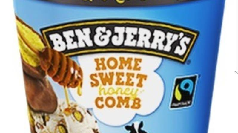"LEAK! Neue Ben & Jerry's Sorte ""Home Sweet Honey Comb"""