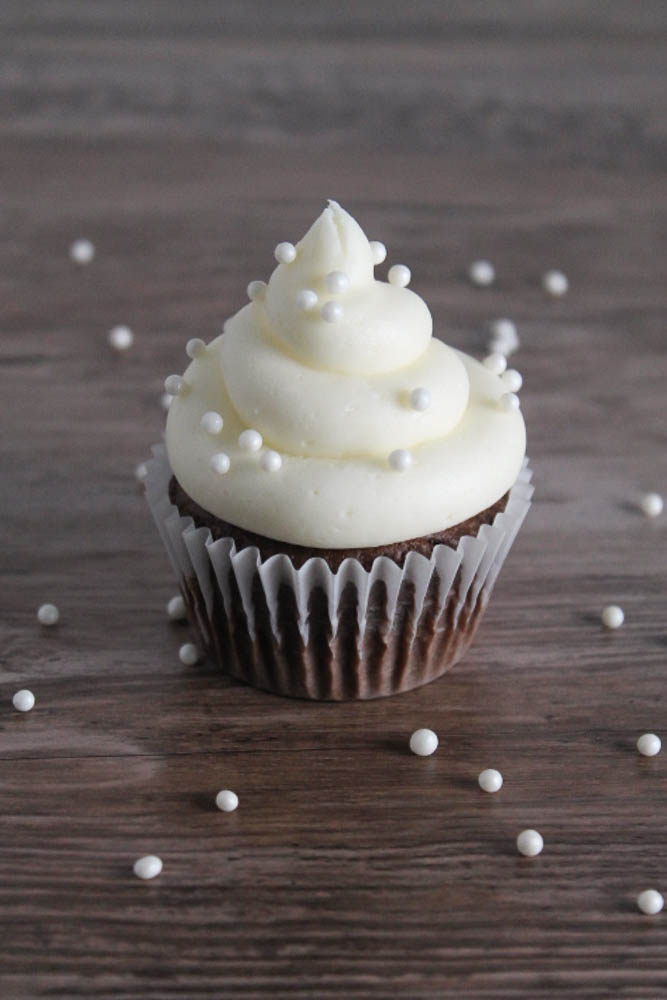 home made frosting