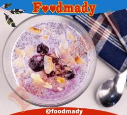 Blueberry Pudding