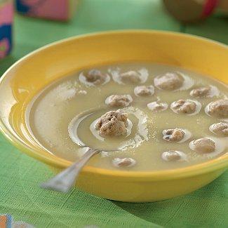 Картофельный суп с фрикадельками | Вкусные рецепты с фото ...