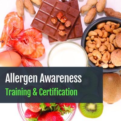Allergen Awareness Course image